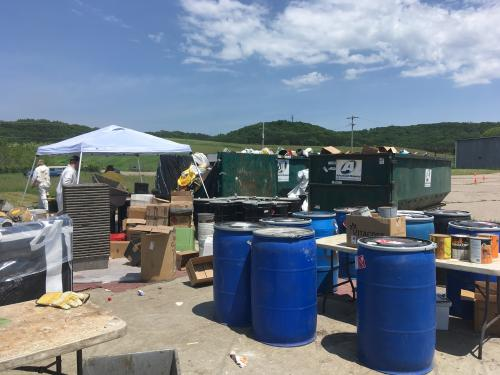 Sauk County Clean Sweep and Alternative Disposal Options to